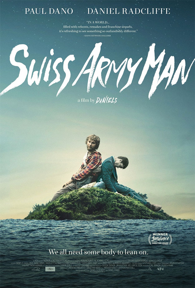Póster de Swiss Army Man