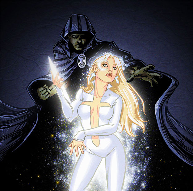 Capa y Puñal... Cloak and Dagger