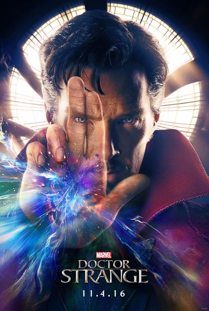 El nuevo cartel de Doctor Strange