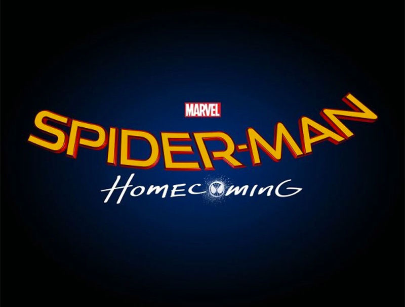 Logo oficial de Spider-Man: Homecoming