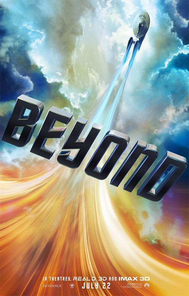El nuevo cartel de Star Trek: más allá, pulsa para ver la versión doblada