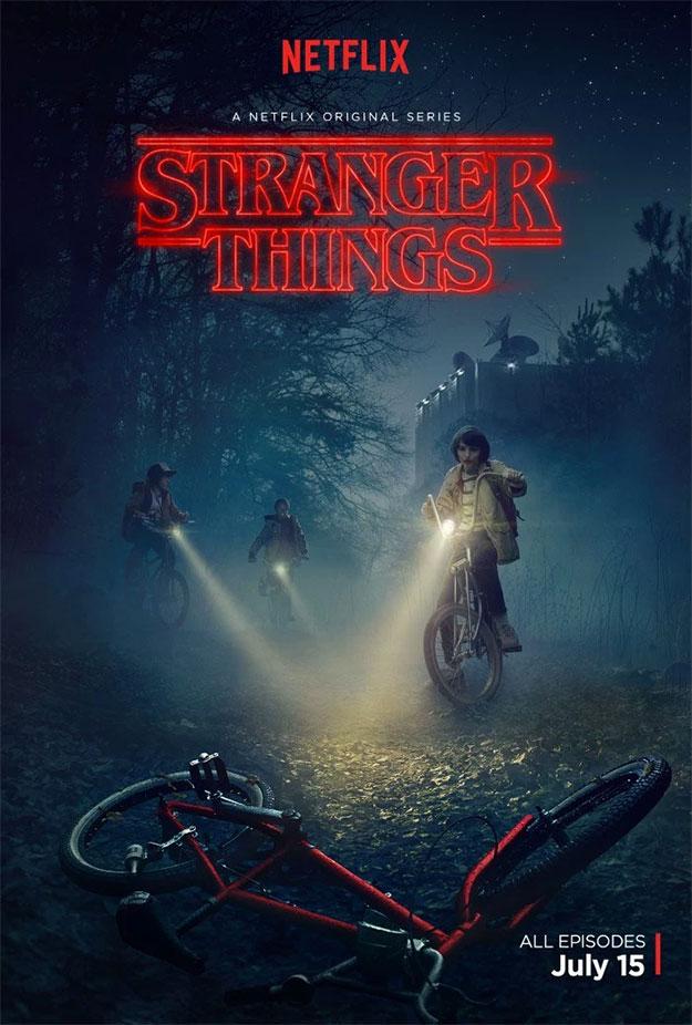 """Pero que buena pinta tiene """"Stranger Things"""""""