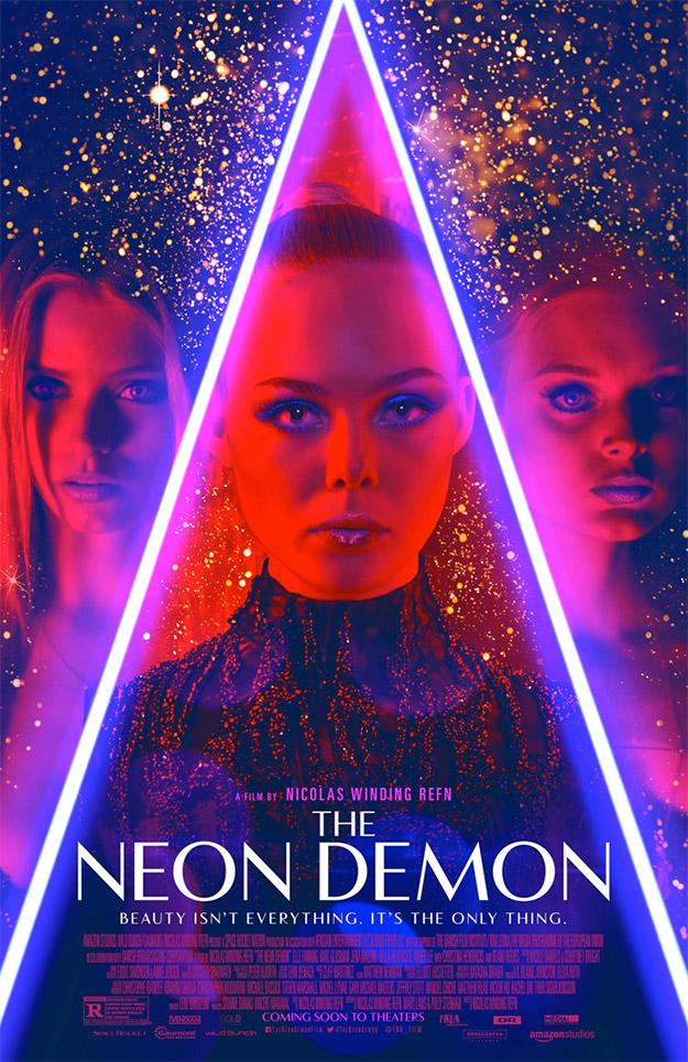 La obsesión por el neón de NWR omnipresente en The Neon Demon