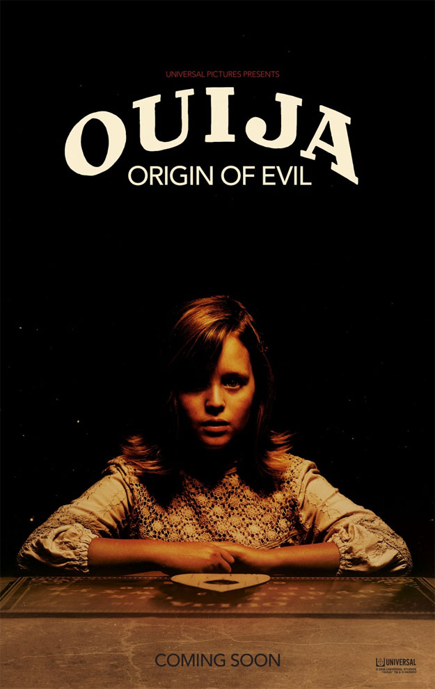 Póster de la secuela de Ouija... telita