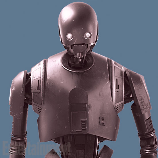 Alan Tudyk es K-2SO