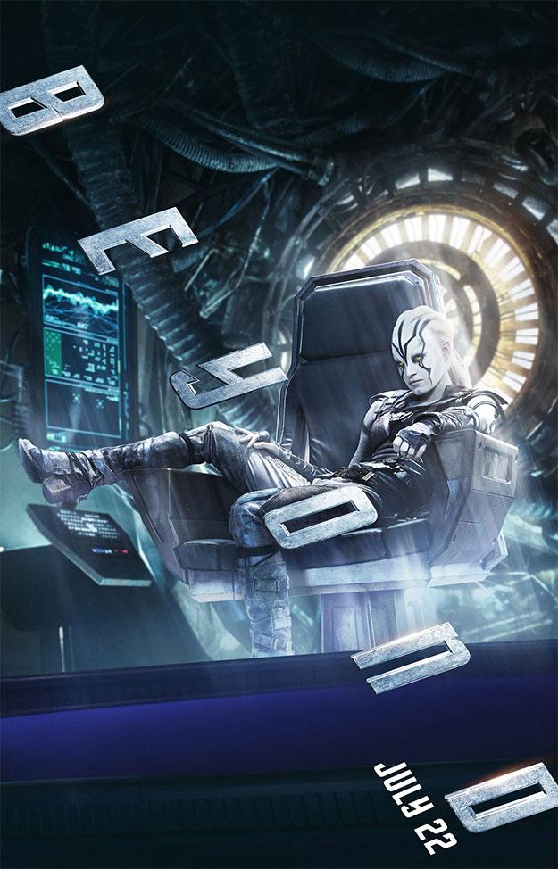 Nuevo cartel de Star Trek: más allá