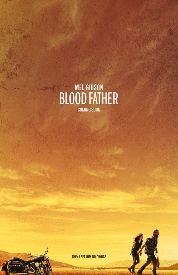 El nuevo cartel de Blood Father