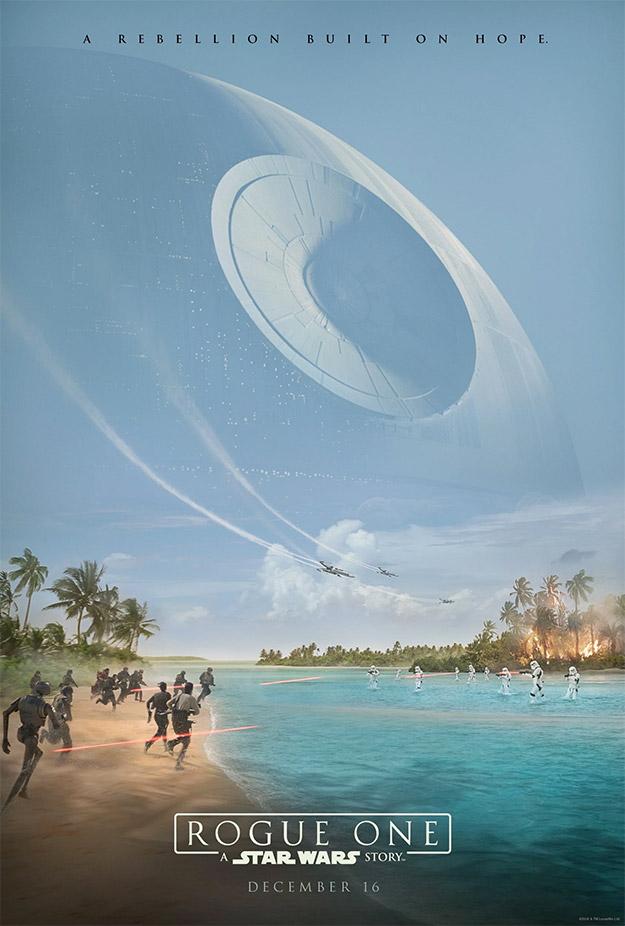 Nuevo cartel de Rogue One: Una Historia de Star Wars