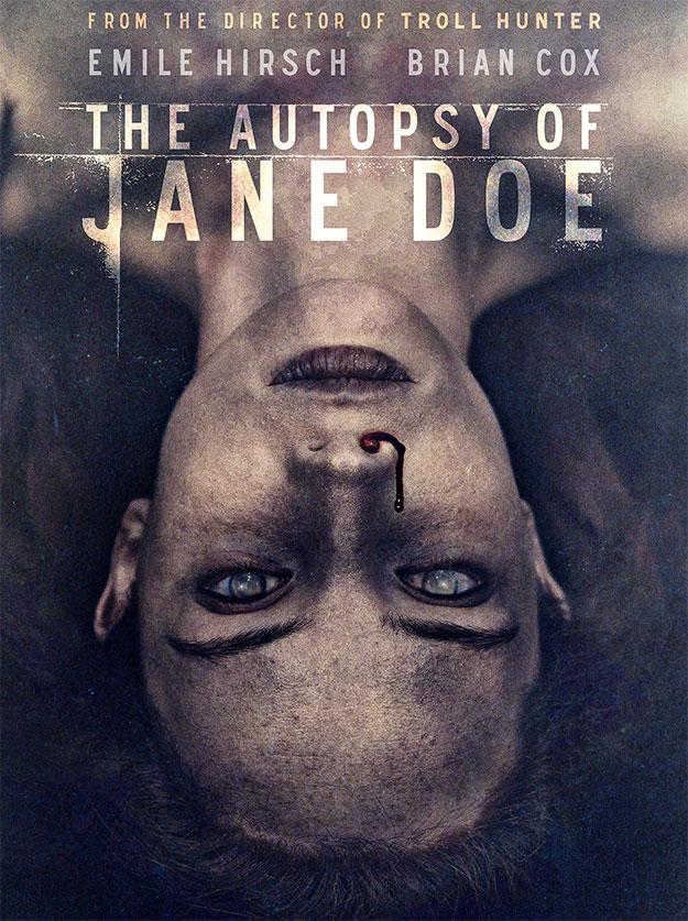 Cartel de The Autopsy of Jane Doe