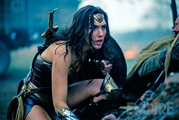 Otra imagen más de Wonder Woman desde Empire