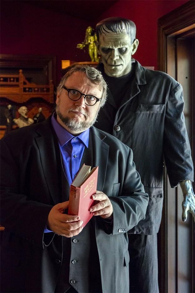 La mejor casa encantada... la de Guillermo del Toro