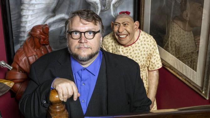 Guillermo del Toro... y ya está
