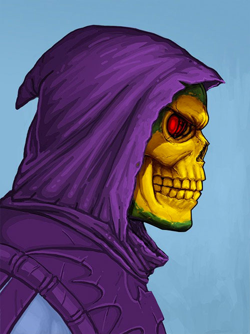 Skeletor y He-Man