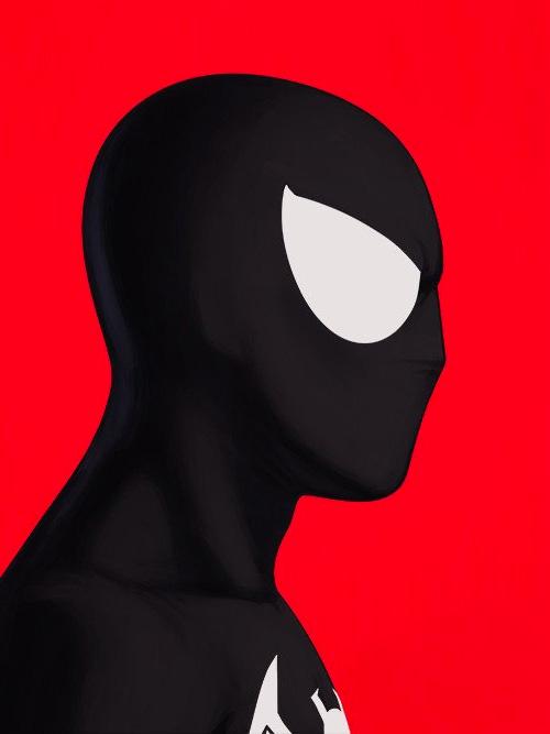 Spider-Man Simbionte y Veneno