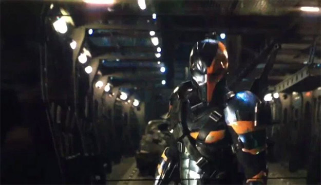 ¿Deathstroke como villano de The Batman y con el rostro de Joe Manganiello? esto ya es rumor
