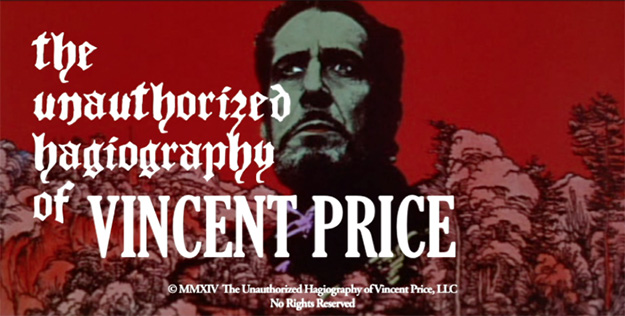 Fotograma de The Unauthorized Hagiography of Vincent Price