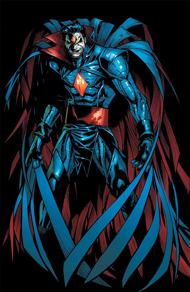Mr. Siniestro iba a ser la sorpresa de Los Nuevos Mutantes... ya no