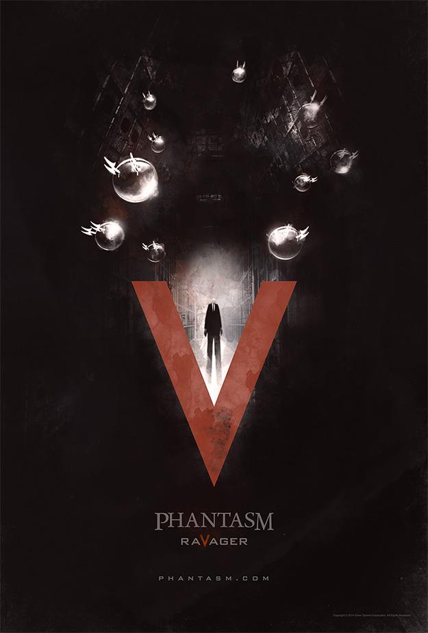 Cartel de Phantasm: Ravager, en Sitges 2016