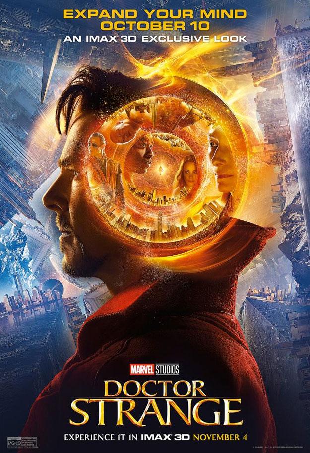 Doctor Strange... IMAX