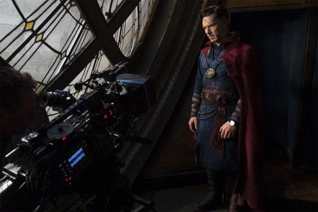 Nueva imagen de Doctor Strange
