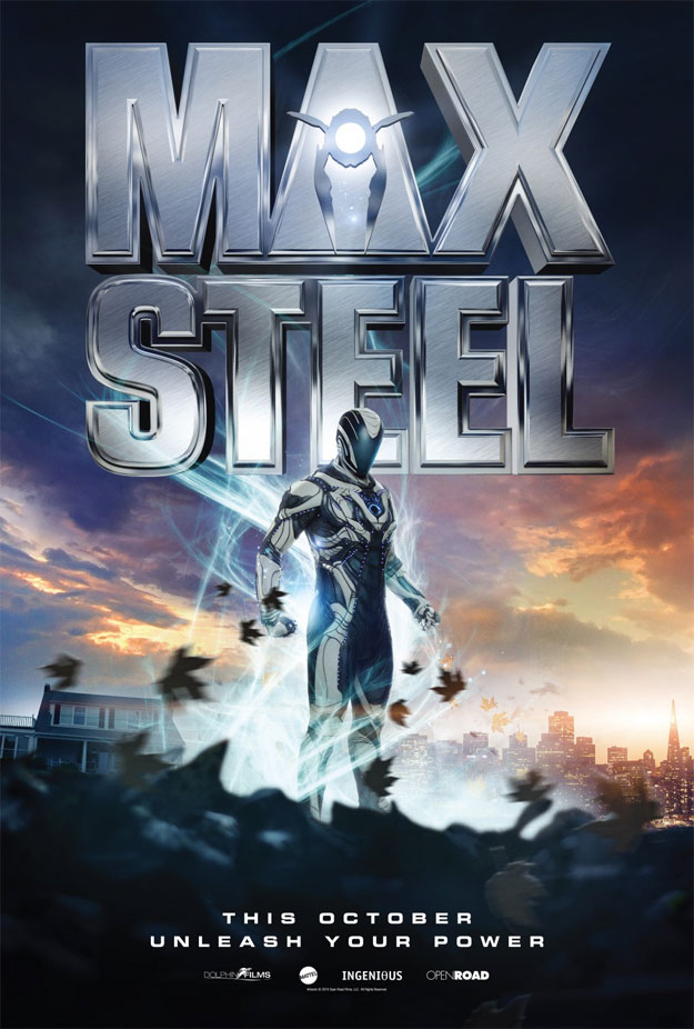 Max Steel, el arranque de Mattel en cines... uff