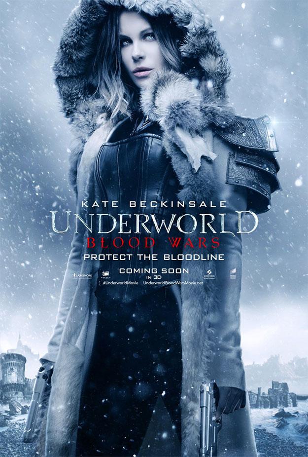Kate Beckinsale, inmortal en Underworld: Blood Wars