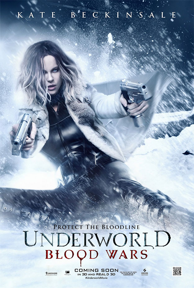 Un nuevo cartel de Underworld: Blood Wars