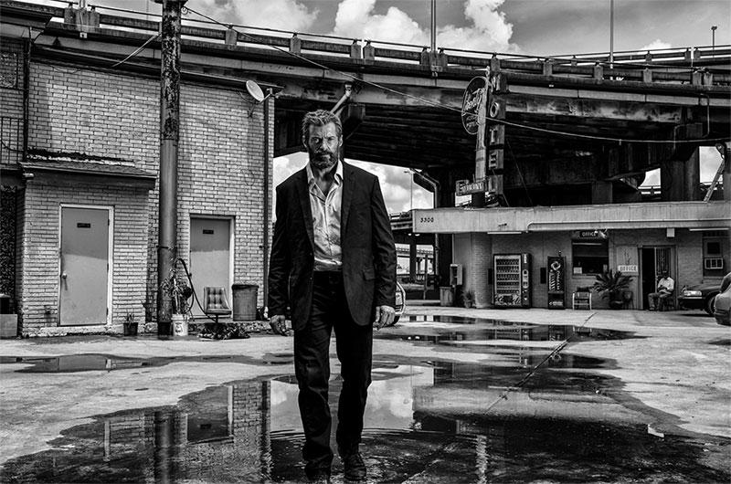 Nueva imagen de Hugh Jackman en Logan