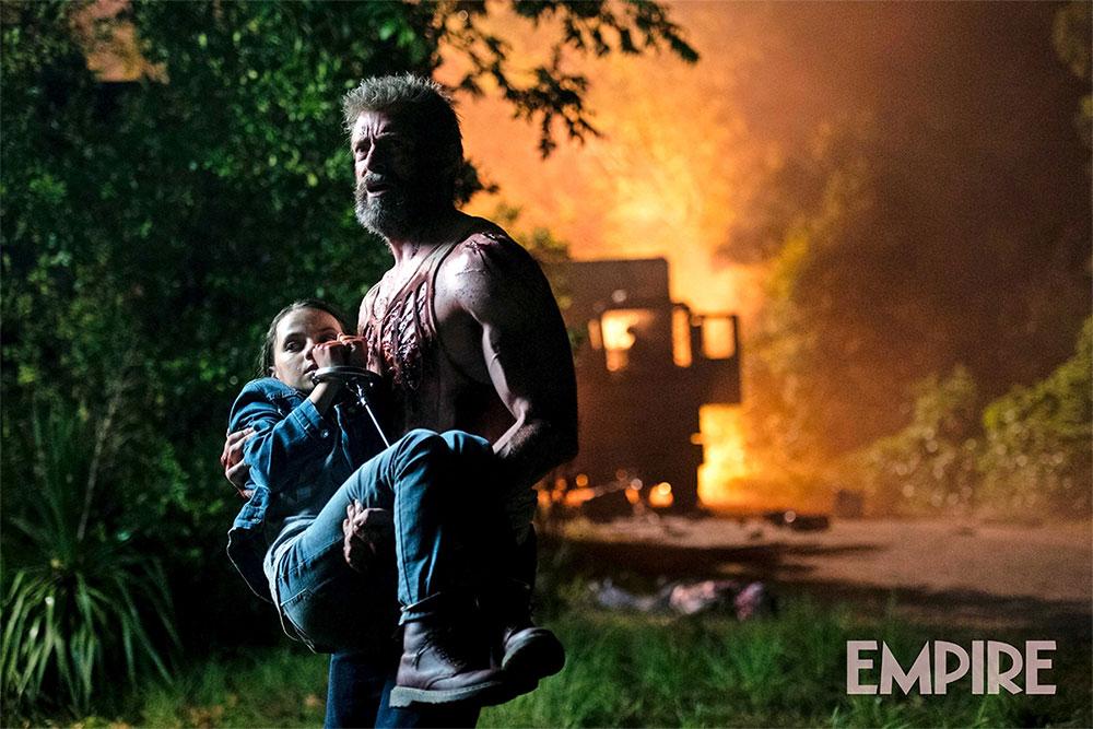 Una sangrienta nueva imagen de Logan y el propio James Mangold dejan las cosas bien claras