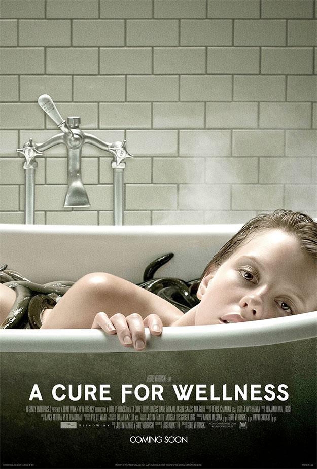 Un nuevo cartel de La cura del bienestar