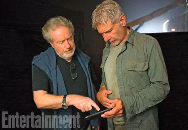 Blade Runner 2049: Ryan Gosling, Harrison Ford, Ana de Armas, etc...