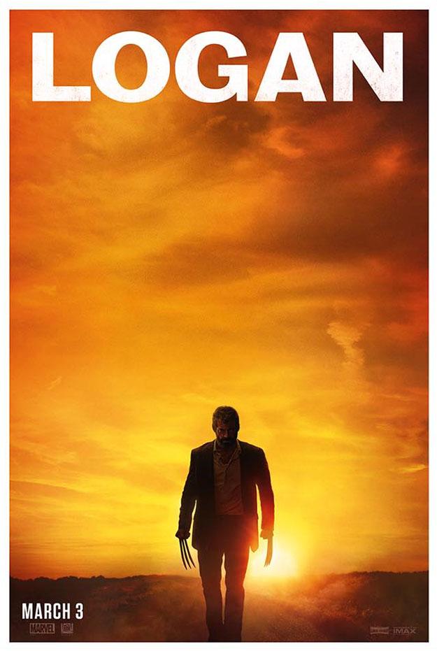 Nuevo cartel de Logan