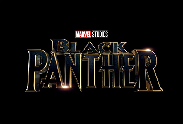Logo de Black Panther