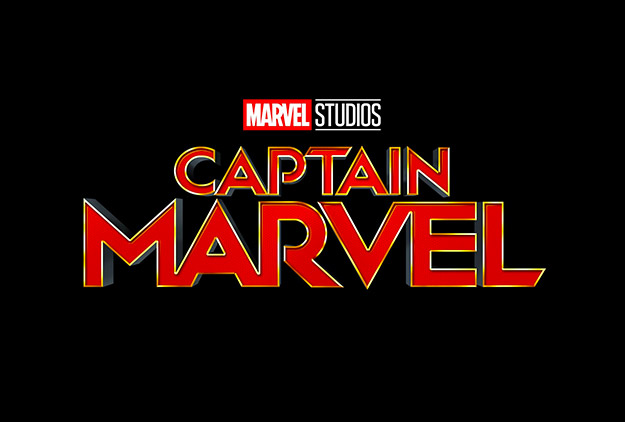 Logo de Captain Marvel