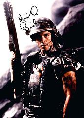 Michael Biehn en Aliens