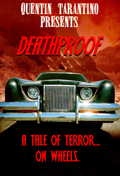 ¿Póster promocional de Deathproof?