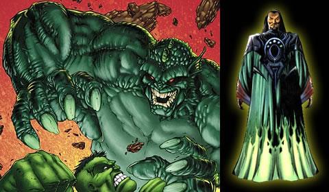Los nuevos supervillanos cinematográficos: Abominación y el Mandarín