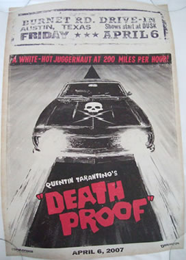 Póster 3 de Grindhouse - Death Proof