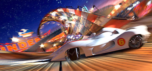 Speed Racer (fotograma 2)