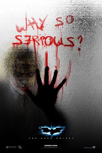 ¿Cartel para la campaña Why So Serious?