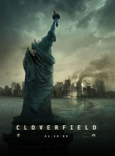 Póster final de Cloverfield en alta resolución