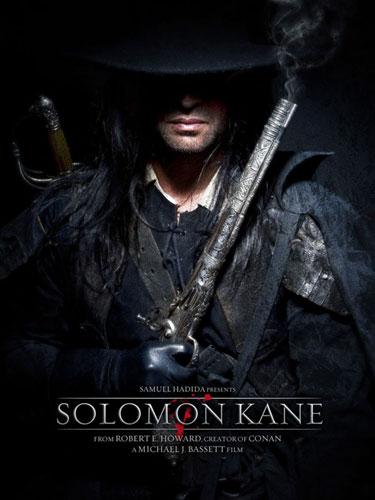 Póster de Solomon Kane en tamaño bruto