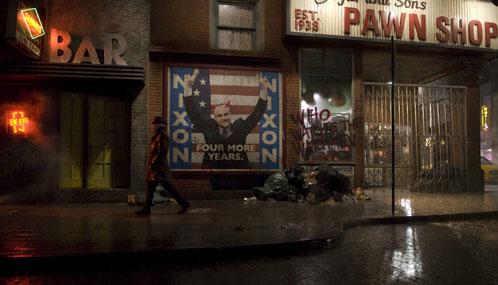 Escenario para Watchmen en el backlot de Warner Bros. Pictures (1)