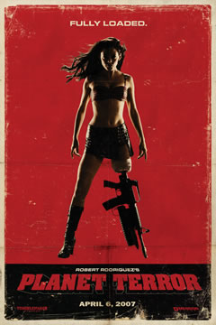 Grindhouse Planet Terror - 1