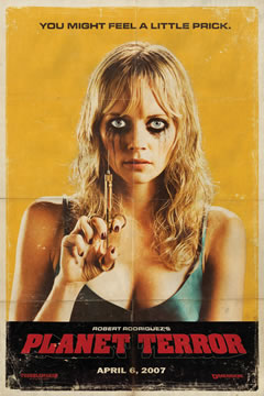 Grindhouse Planet Terror - 2