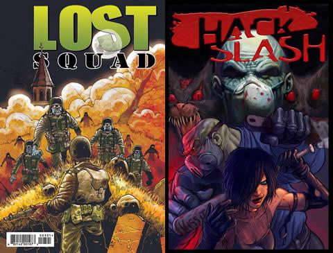 HackSlash y The Lost Squad