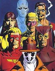 Los personajes de Watchmen
