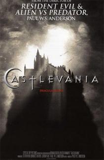 Teaser póster de Castlevania