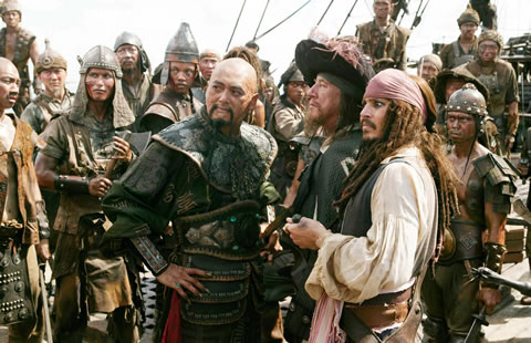 Pirates of the Caribbean: At Worlds End (2)