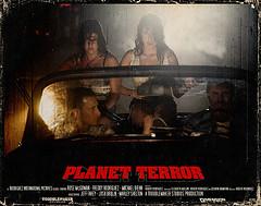 Lobby Card de Planet Terror (2)